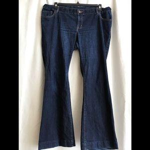 Liz Lange Maternity Jeans for Target